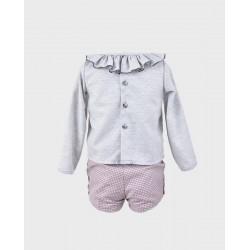 Conjunto bebe niño (con goma)-LOI-1010263001-La Ormiga