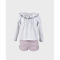 Conjunto bebe niño (sin goma)-LOI-1010263002-La Ormiga