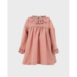 Vestido niña-LOI-1010283006-La Ormiga