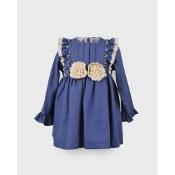 Vestido bebe-LOI-1010272305-La Ormiga
