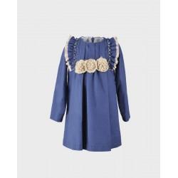 Vestido niña-LOI-1010272310-La Ormiga