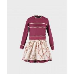 Conjunto chica blusa y falda-LOI-1010024820-1-La Ormiga