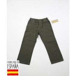 Pantalón elástico cintura-TBI-10583V-Tony Bambino