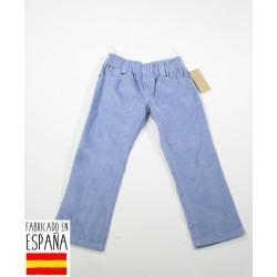 Pantalón micropana elástico cintura-TBI-10770A-Tony Bambino