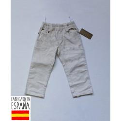 Pantalón micropana elástico cintura-TBI-10770C-Tony Bambino