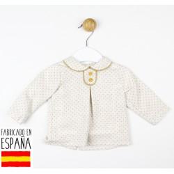 Camiseta manga larga cuello bebé-TBI-21377MO-Tony Bambino