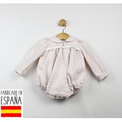 Jesusito manga larga cuello bebé-TBI-21356M-Tony Bambino