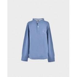 Comprar ropa de niño online Polo niño manga larga basico