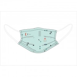 Mascarilla mod tipi tallas- s-m-l dimensiones- s (5-5 x 13 cm) m (6-5 x 15 cm) l (8-5 x...-IBI-MAS01/02/03-Interbaby