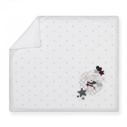 Arrullo mod amorosos-dimensiones (75 x 65 cm)- composición 100 % algodón-IBI-92257-Interbaby