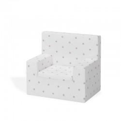 Sillon mod amorosos- dimensiones ( 46 x 35 x 43 cm )-composición 100 % algodón + interi...-IBI-92273-Interbaby