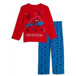 Pijama largo algodón-SCI-HS2039-1-SPIDERMAN