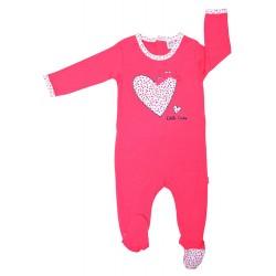 Pelele bebé niña interlook Little cutie-YATSI