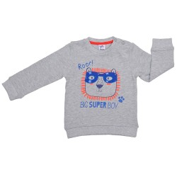 Sudadera niño big super boy-YATSI