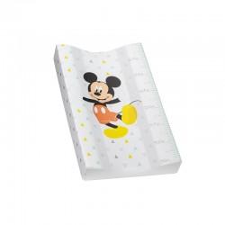 Cubrebañeras con esponja plastificado mod mickey/minnie 80 cms-IBI-MK013/MN013-Interbaby