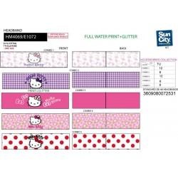 Banda de algodón-SCI-HM4069-HELLO KITT