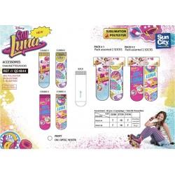 Pack de 2 calcetines-SCI-QE4844-SOY LUNA