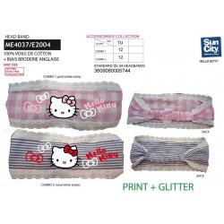 Banda de algodón-SCI-ME4037-HELLO KITT