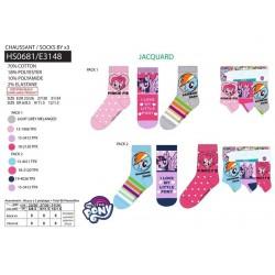 Pack de 3 calcetines-SCI-HS0681-MY LITTLE