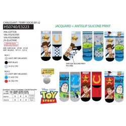 Pack de 2 calcetines-SCI-HS0740-TOY STORY