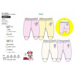 TMBB-AQE0313 proveedor ropa de bebe Lote de 2 polainas 80%
