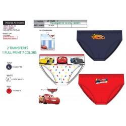 Pack de 3 slips de algodón-SCI-TH3038.45Y-CARS 3