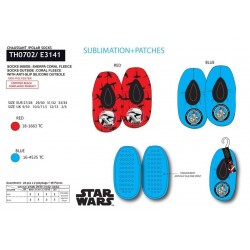 Zapatillas descanso poliéster-SCI-TH0702-STAR WARS