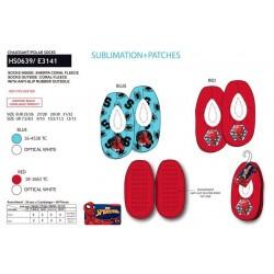 Zapatillas descanso poliéster-SCI-HS0639-SPIDERMAN