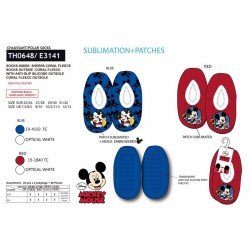 Zapatillas descanso poliéster-SCI-TH0648-MICKEY