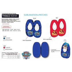 Zapatillas descanso poliéster-SCI-TH0663-PAW PATROL