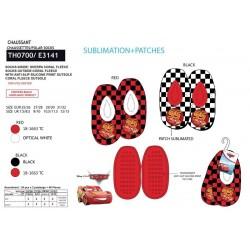 Zapatillas descanso poliéster-SCI-TH0700-CARS 3