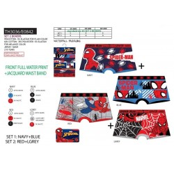 Lote 2 boxers-SCI-TH3036-SPIDERMAN