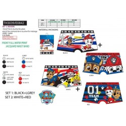 Lote 2 boxers-SCI-TH3039-PAW PATROL