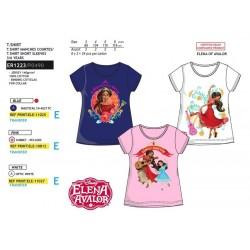 Camiseta manga corta algodón-SCI-ER1223-ELENA OF A