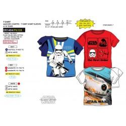 Camiseta manga corta algodón-SCI-ER1404-STAR WARS