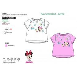 Camiseta manga corta algodón-SCI-ET0109-MINNIE