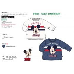 Camiseta manga larga algodón-SCI-TH0036-MICKEY