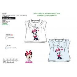 Camiseta manga corta algodón-SCI-SE0101-MINNIE