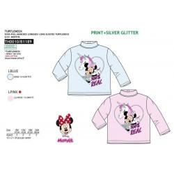 Suéter con cuello algodón-SCI-TH0010-MINNIE