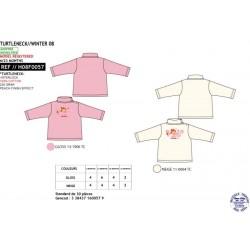 Suéter con cuello algodón-SCI-H08F0057-CHARLOTTE