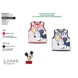 Camiseta desmangada algodón-SCI-SE0081-MICKEY