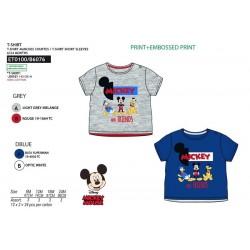 Camiseta manga corta algodón-SCI-ET0100-MICKEY