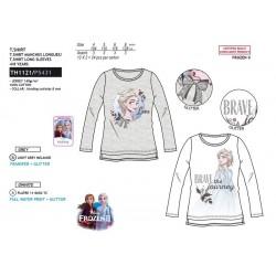 Camiseta manga larga algodón-SCI-TH1121-FROZEN