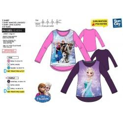 Camiseta manga larga-SCI-PH1085-FROZEN