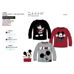 Camiseta manga larga algodón-SCI-TH1161-MICKEY
