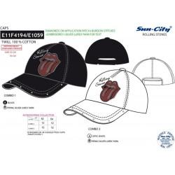 Gorra de algodón-SCI-E11F4194-ROLLING ST