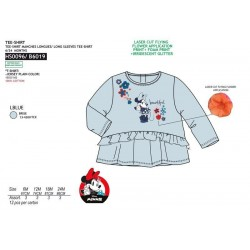 Camiseta manga larga algodón-SCI-HS0096-MINNIE