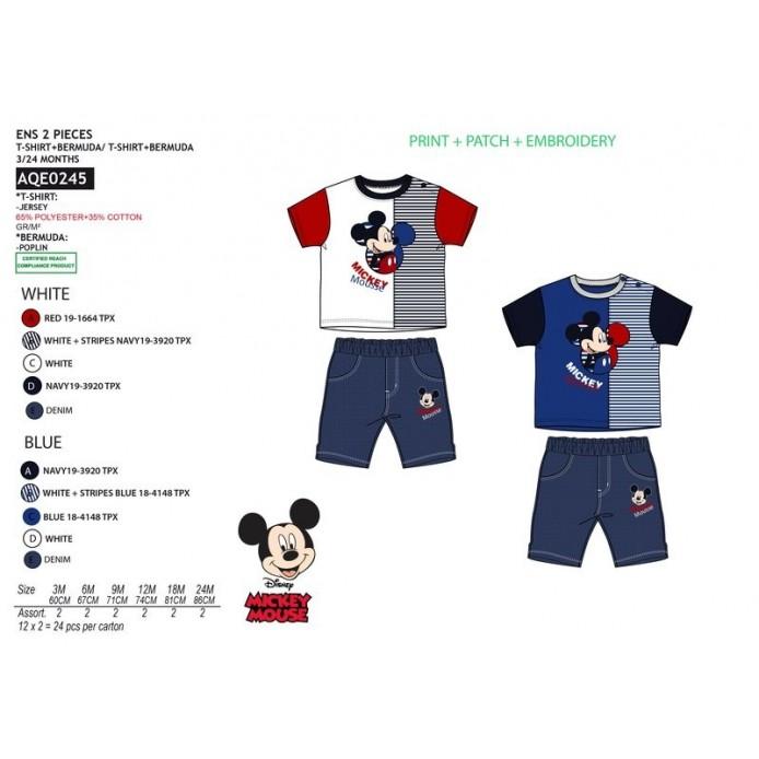 TMBB-AQE0245-1 Comprar ropa al por mayor Conjunto 2 pcs