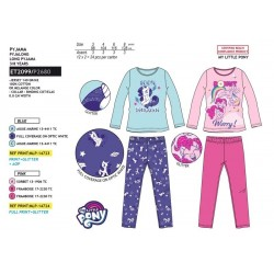 Pijama largo algodón-SCI-ET2099-MY LITTLE