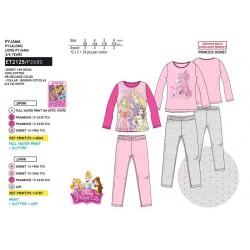 Pijama largo algodón-SCI-ET2125-PRINCESSE